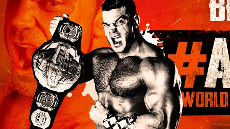 brian cage impact wrestling injured back interview