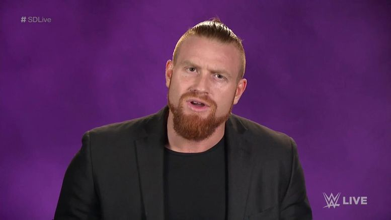 buddy murphy, smackdown live, 205 live, wwe, superstar shake-up