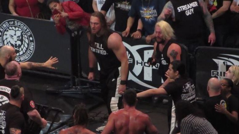 enzo amore big cass interview reunion great matches road warriors
