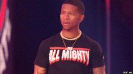 lio rush responds internal heat wwe backstage locker room lashley
