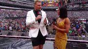 pat mcafee shorts wrestlemania michael cole blowup wwe yelling