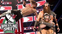 raw recap viking experience superstar shakeup