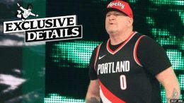 road dogg jesse james brian stepping down head writer new position wwe