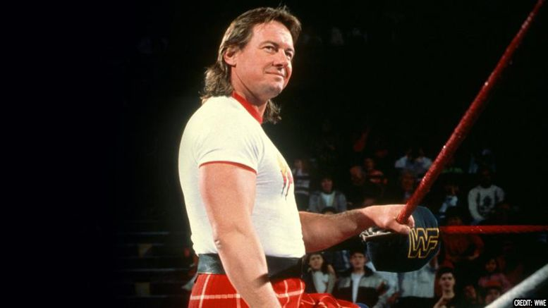 wwe, hall of fame, wrestlemania, axxess, ,statue, roddy piper