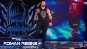 roman reigns smackdown live roster move superstar shakeup punch vince mcmahon video elias