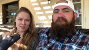 ronda rousey wwe update injury video vlog