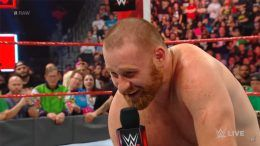 wwe, raw, sami zayn, finn balor, wrestlemania