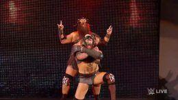 WWE, Raw, NXT, War Raiders, The Viking Experience