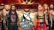 wrestlemania 35 preview video collider wrestling sheet ryan satin john rocha kristian harloff