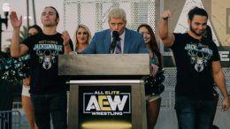 all elite wrestling tv deal warnermedia upfronts tnt turner