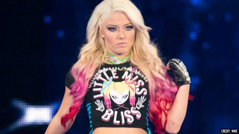 alexa bliss money in the bank wwe