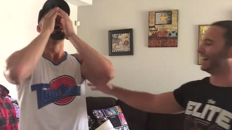 brandon cutler all elite wrestling aew contract emotional video being the elite