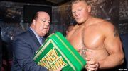 brock lesnar unify titles wwe championship universal paul heyman