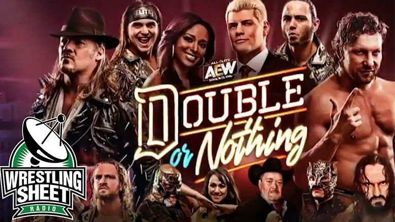 double or nothing predictions analysis aew all elite wrestling