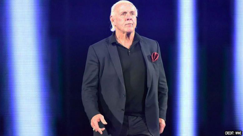 ric flair surgery postponed hospitalized procedure