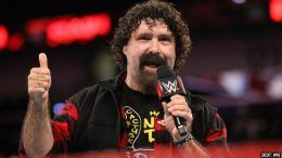 mick foley saudi arabia right price payday wwe hell in a cell