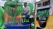 kane wwe glenn jacobs dunk tank video