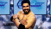 mahabali shera impact wrestling return re-signed contract