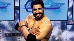 mahabali shera impact wrestling return re-signed contract