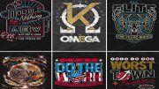 pro wrestling tees all elite wrestling aew shirts sale