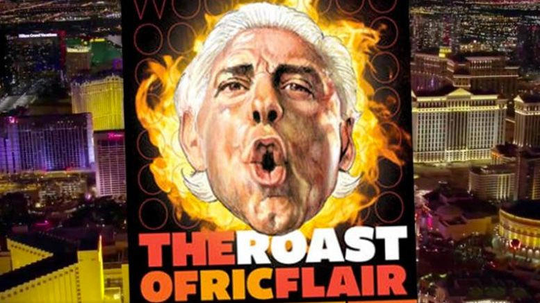 ric flair pulls out roast starrcast