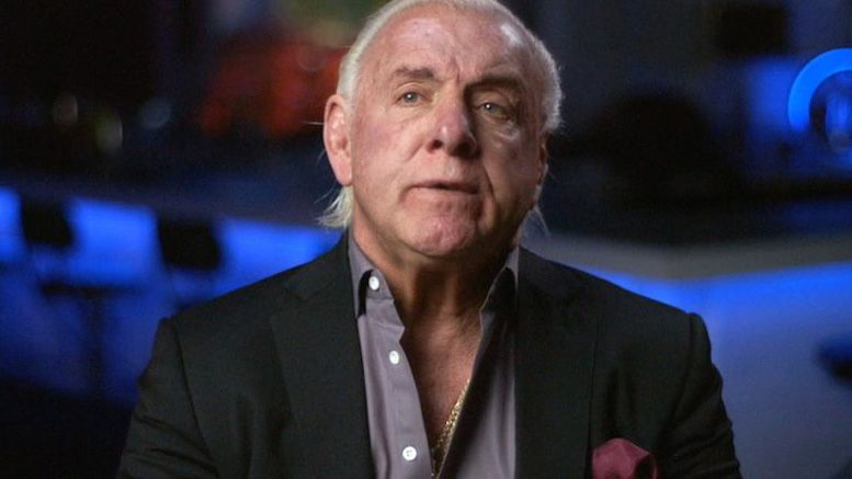 ric flair hospitalized