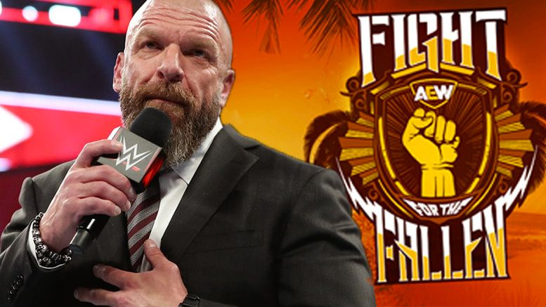 evolve 131 aew all elite wrestling fight for the fallen nxt wwe