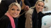 alexa bliss natalya wwe super showdown not approved denied