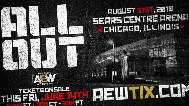 AEW All Out sells out