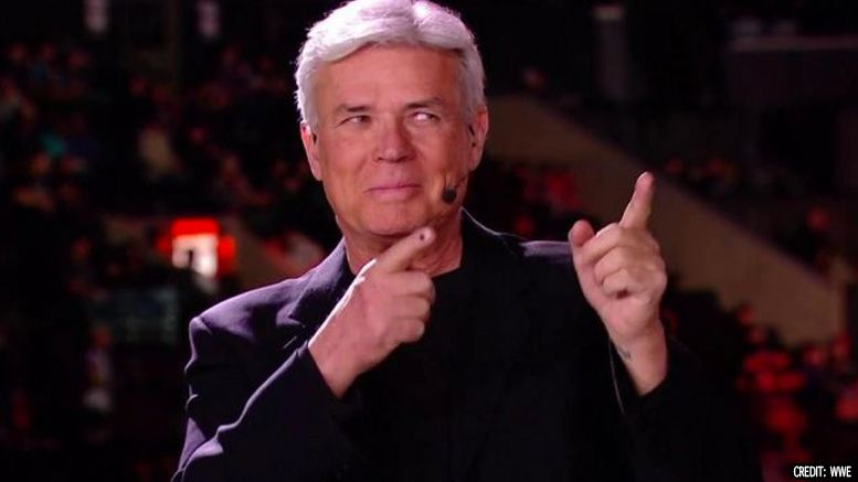 eric bischoff comments new job wwe position executive director smackdown live