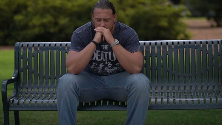 big cass cazxl wwe opens up anxiety depression alcoholism