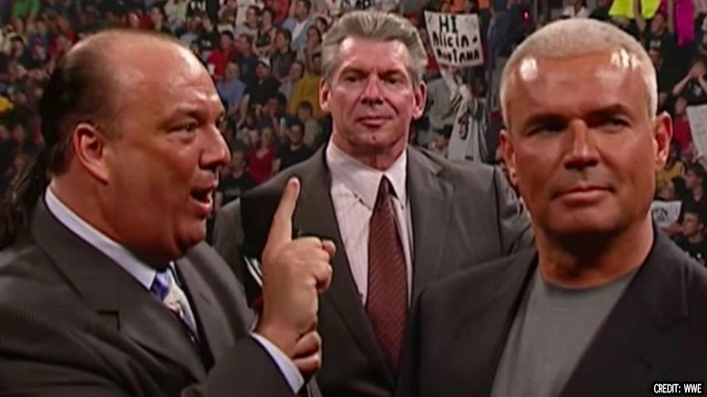 WWE TV To Be Run By Paul Heyman And Eric Bischoff