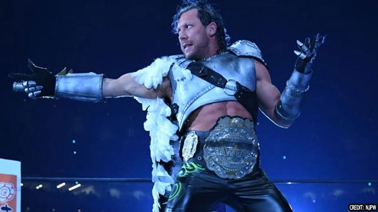 kenny omega wwe network aew charity event fight for the fallen evolve 131