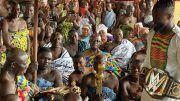 kofi kingston ghana title belt Ruler Of The Kingdom Of Ashanti Otumfuo Nana Osei Tutu II