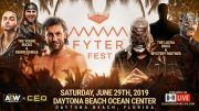 lucha bros laredo kid fyter fest young bucks kenny omega all elite wrestling aew
