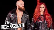 mike kanellis maria kanellis wwe 205 live new contracts deal sign re-sign