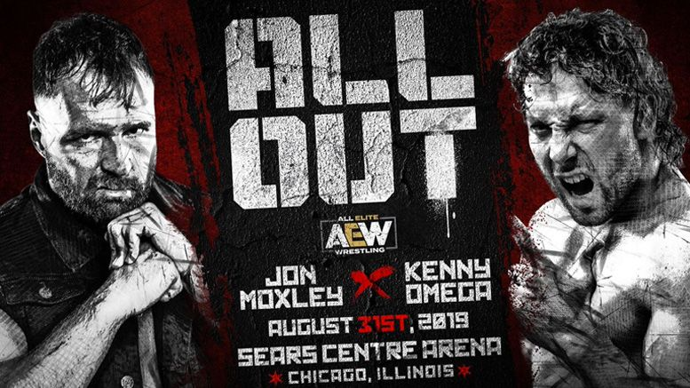 jon moxley kenny omega all out aew all elite wrestling