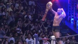 jon moxley new japan njpw iwgp united states heavyweight champion dean ambrose