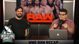raw recap pro wrestling sheet ryan satin john rocha
