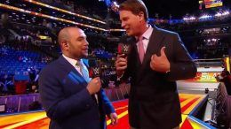 peter rosenberg wwe pre show pay per views michael cole