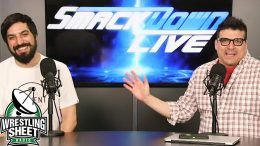 smackdown recap show wrestling sheet ryan satin john rocha
