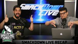 smackdown live recap show