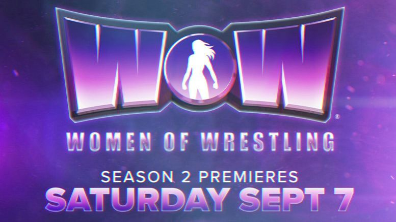 axs tv wow - women of wrestling njpw moving saturday night