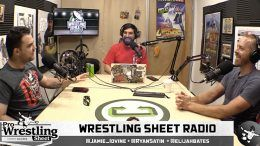 wrestling sheet radio killer kross