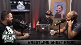 wrestling sheet radio paul heyman eric bischoff wwe