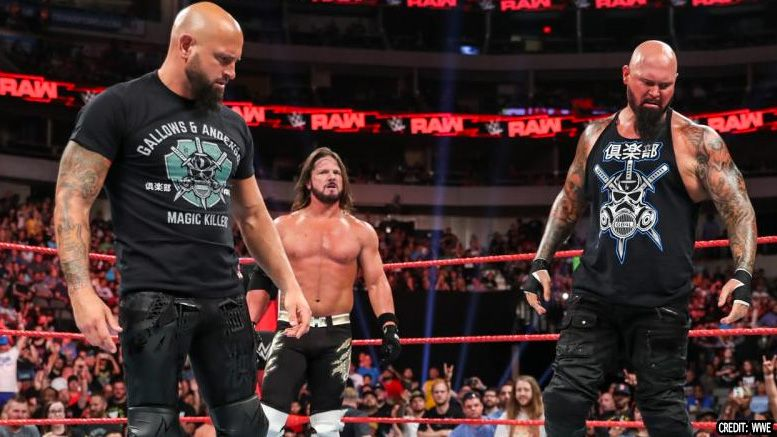 karl anderson luke gallows new wwe contracts sign