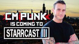 cm punk starrcast all out