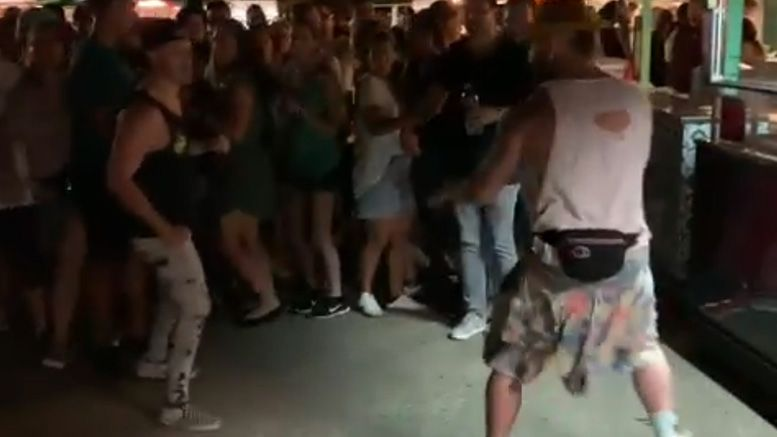 Enzo Amore Involved In Fight With AEW Star During Concert