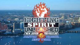 fighting spirit unleashed east coast njpw new japan events summer september