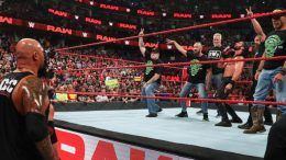 raw reunion bury the oc the kliq scott hall x-pac dx d-generation x seth rollins wwe